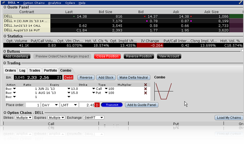 Interactive brokers options assignment