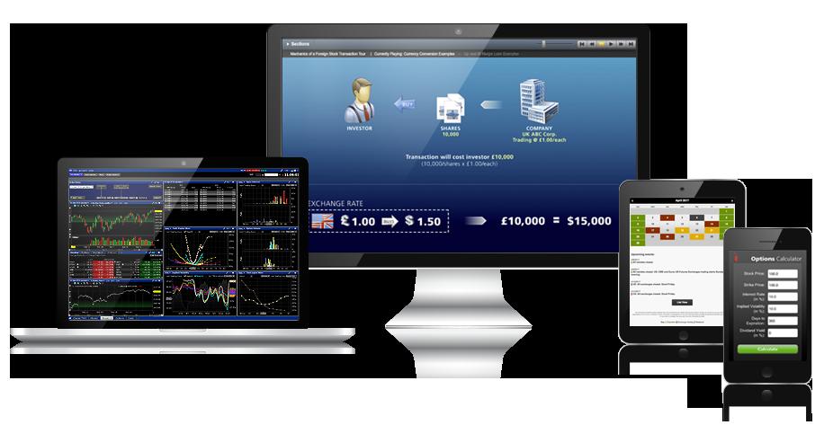 outils pour devenir trader