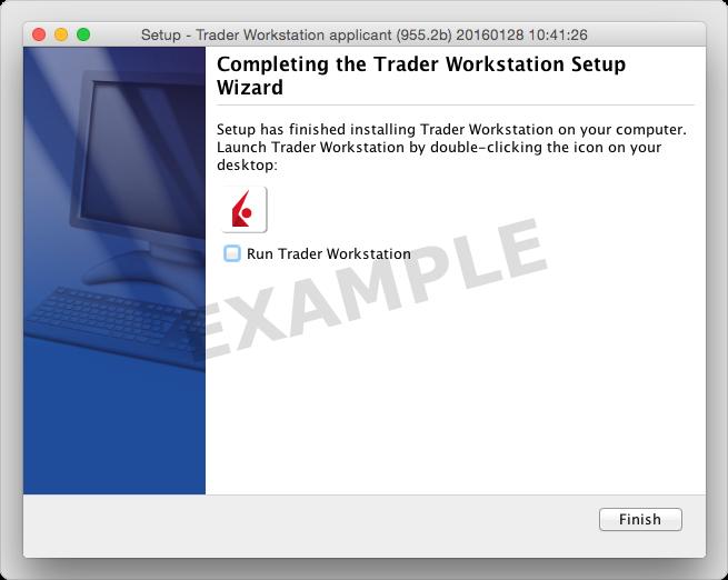 tws installation instructions interactive brokers